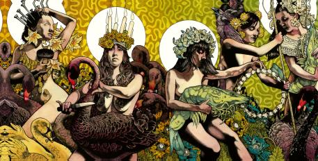 Baroness - Yellow & Green