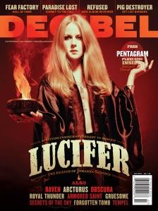 Lucifer dB Cover